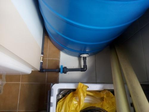 instalación de tanques para agua residenciales y sistemas