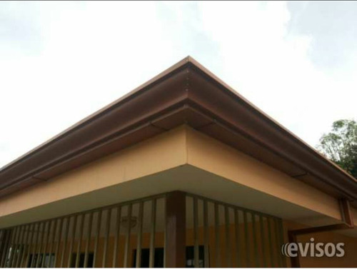 instalacion de techos y canoas