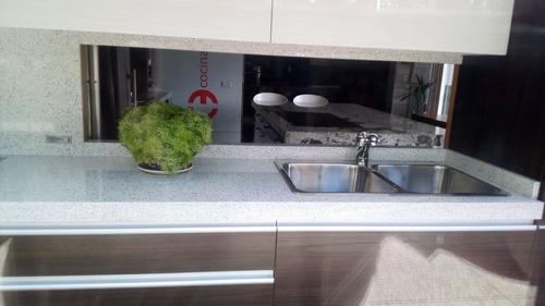 instalación de topes y cocinas de malmol y granito
