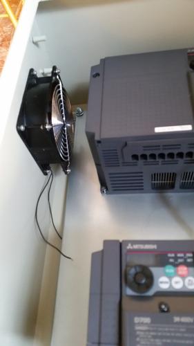 instalacion de variadores de frecuencia, programacion