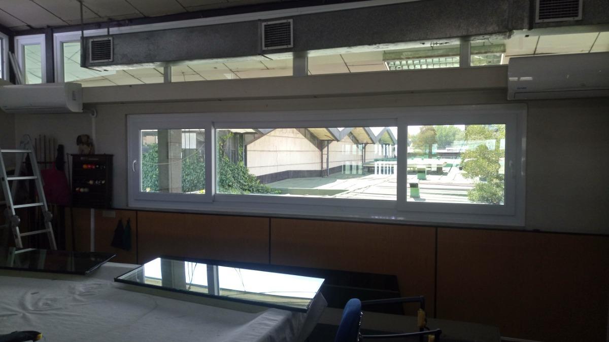 Instalaci n de ventanas de aluminio y pvc termpanel for Instalacion de ventanas de aluminio
