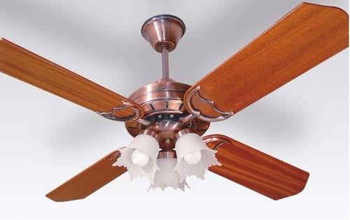 instalación de ventilador de techo (electricista particular)