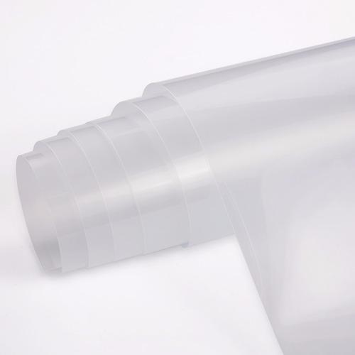 instalacion de vinil pet papel humo protector de faros