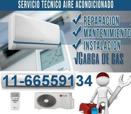 instalación desinstalación aire acondicionado split inverter
