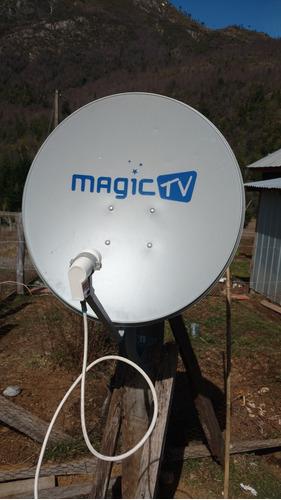 instalación directv antenas satelitales claro reparación fta