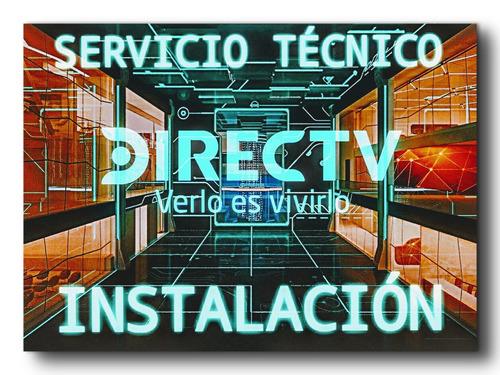 instalación directv servicio tecnico kit prepago todo lima