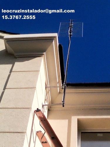 instalacion directv, tv digital, fta y cctv servicio tecnico