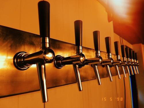 instalación diseño canillas cerveza, cámaras frío, choperas