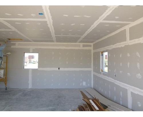 instalación drywall