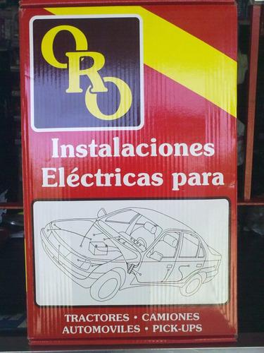 instalacion eléctrica m. benz 1517-1518 c/ alternador (72)