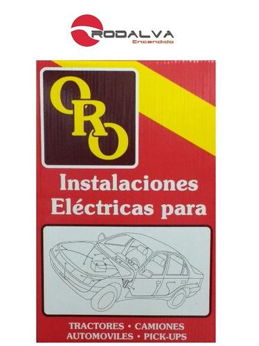 instalacion electrica trafic motor 1400