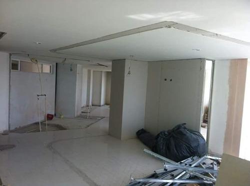 instalacion en drywall