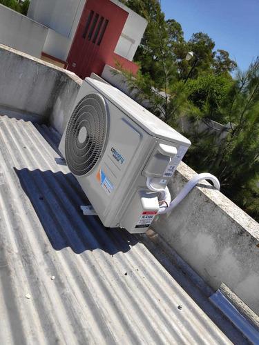instalacion equipo aire acondicionado la plata matriculado
