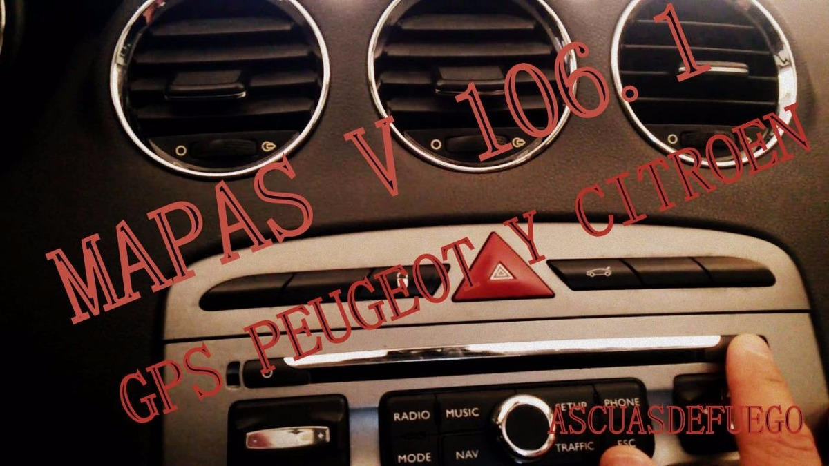 Instalación Firmware Smeg Y Smeg Citroën C4 Picasso 2 V6 4