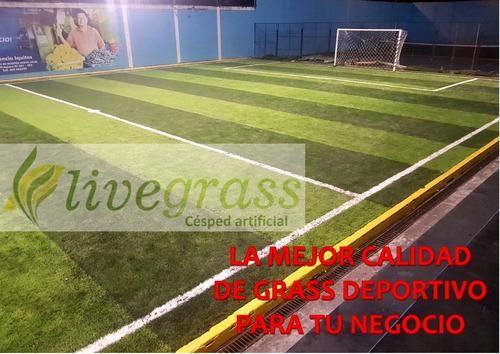 instalacion grass sintético- deportivo artificial oferta
