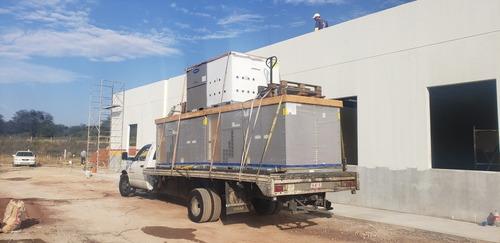 instalación hvac aire acondicionado , calefacción y extracci