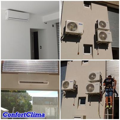 instalación instalador split aire acond inverter matriculado