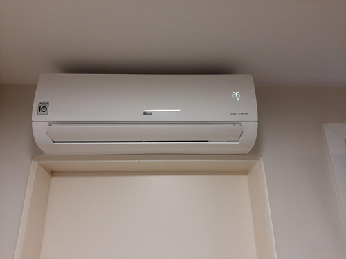 instalacion instalador split inverter matriculado 3 mts caño