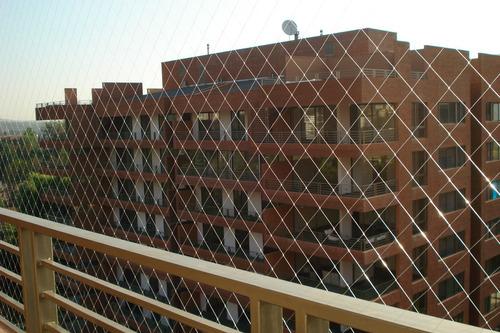 instalación mallas de seguridad, ventanas, balcones, niños
