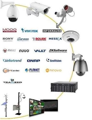 instalación mantención cámaras  seguridad ip cctv