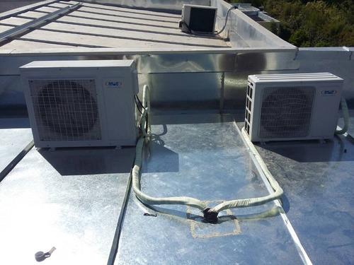 instalación mantención reparación aire acondicionado