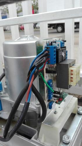 instalación mantención reparación portones automáticos