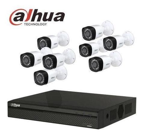 instalacion-mantenimiento camaras seguridad dahua, hikvision