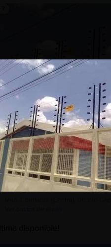 instalacion mantenimiento cerco electrico concertina cámaras
