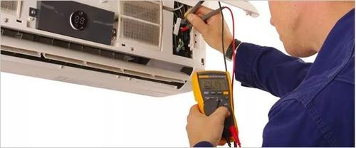 instalación mantenimiento de aire acon. split, matriculados