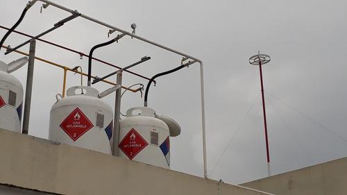 instalación, mantenimiento pararrayos ionizantes garantizado