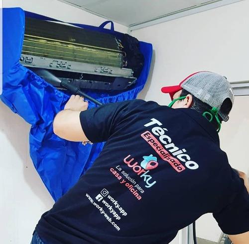 instalacion mantenimiento reparacion aire acondicionado ac