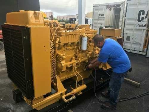 instalación, mantenimiento y reparación de plantas eléctrica