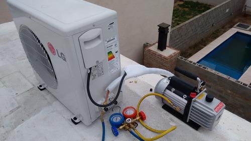 instalacion, mantenimiento y venta de aires acondicionados
