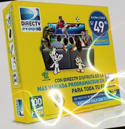 instalacion, mantenimiento y venta equipos prepago directv