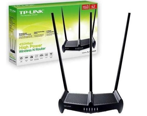 instalacion mejora red casa negocio router tp-link rompemuro