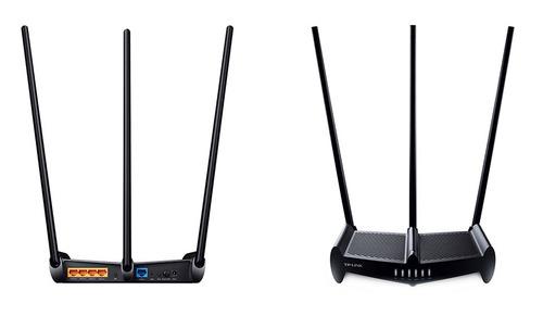 instalacion mejora red casa oficina router tp-link rompemuro
