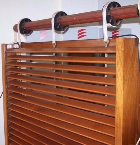 instalación motor persiana de enrollar