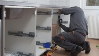 instalación muebles de cocinas