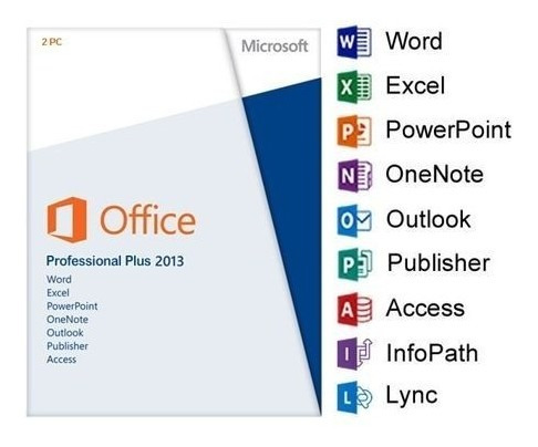 instalación office word, excel, power point, via on line