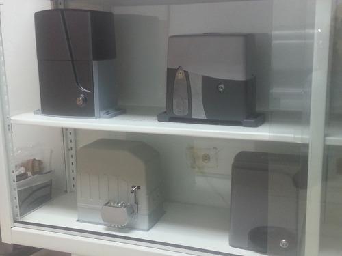 instalación para portones