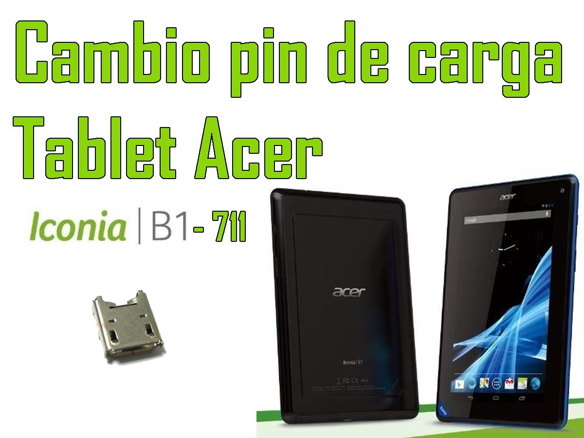 ACER ICONIA B1 711 DRIVER WINDOWS 7 (2019)