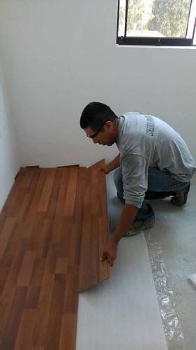 instalacion pisos laminados, ceramico, porcelanato, zocalos,