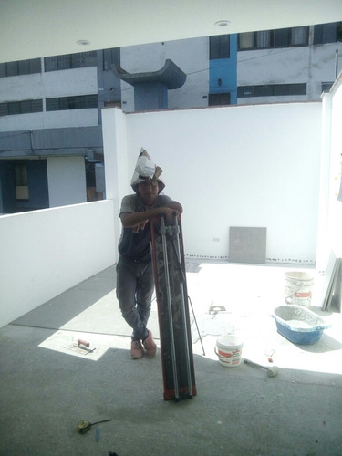 instalación porcelanatos  934934955 wilmer