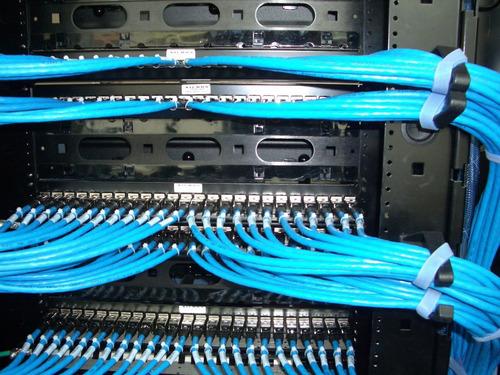 instalacion puntos de red /  cableado estructurado /