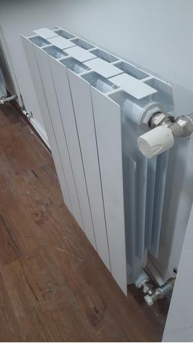 instalacion radiador calderas