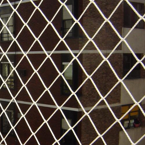 instalación redes de seguridad en balcon escalera y terraza