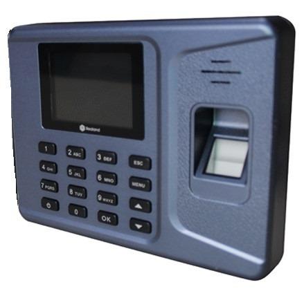 instalacion reloj marcador biometrico huella dactilar