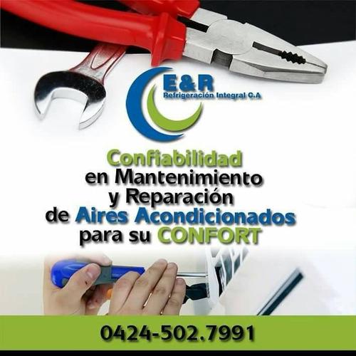 instalación reparación aire acondicionado