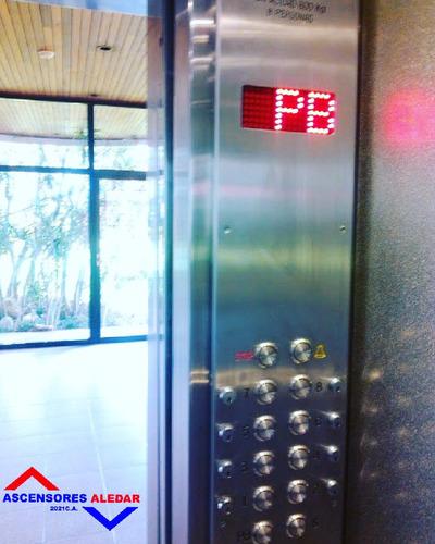 instalacion reparacion ascensores