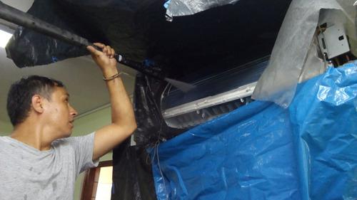 instalación, reparación, mantenimiento   aire acondicionado